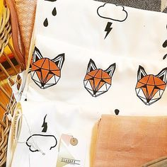 As if it couldn't get any better we have added these rather delicious baby blankets onto the website today!  The @tobiasandthebear iconic fox and storm print baby blankets are super soft and make a brilliant pram and cot blanket.  We had these at the launch and they went down so well👏🏼 go get them!  #tobiasandthebear #newmum #ig_motherhood #kidsstyle #nurseryinspo #newbaby #motherhood #onlineshop #onlinestore