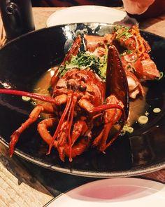 Portrait  #lobster #portrait #food #foodie #foodporn #restaurant #london #anotherfoodphoto