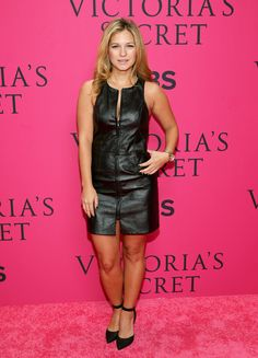 Actress Vanessa Ray attends the 2013 Victoria's Secret Fashion Show at Lexington Avenue Armory on November 13 2013 in New York City Vanessa Ray Blue Bloods, Blue Bloods Jamie, Blue Bloods Tv Show, Prettiest Actresses, Beautiful Actresses, Queen V, Hottest Female Celebrities, Victoria Secret Fashion Show, Photos