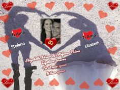 Amore mio Stefano <3 noi insieme <3 per tutta la vita <3 noi insieme <3 con amore <3 tu il mio sposo <3 io tua sposa <3 noi insieme <3 tua Elizabeth Prino <3