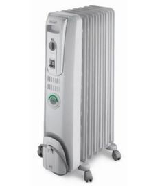 DeLonghi EW7707CM Safeheat 1500W ComforTemp Portable Oil-Filled Radiator. The De'Longhi Safeheat ComforTemp is an oil-filled, 1,500-watt full-rom radiant heater that provides fast, silent heating in any room of your home or office. http://www.specssite.com/Appliances-Heating/Electric-Space-Heaters/for-home.htm