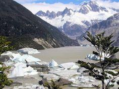Lago Fiero - Patagonia de Aysén, Chile.