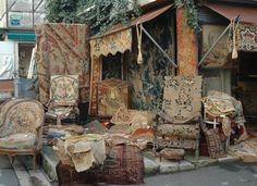 Paris flea market-Marche aux puces St Ouen