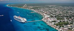 Cozumel Mexico, a dreamy Caribbean island with the most incredible water in the world! Perfect vacation destination for cruising or land vacations for everyone! Cozumel Mexico, Royal Caribbean, Cozumel Island, Costa, Visit Mexico, Quintana Roo, Dream Vacations, Places Ive Been, Trip Advisor