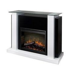 Dimplex® Bella Electric Fireplace - hsn love it. $1,000