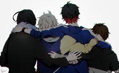 後ろ姿友情萌 Anime Group, Manga, Death Note, Avatar, Japan, Game, Youtube, Drawings, Sleeve