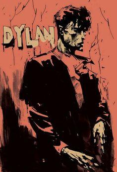 Dylan Dog Dylan Dog, Edward Hopper, Dogs, Wallpapers, Fictional Characters, Art, Art Background, Pet Dogs, Kunst