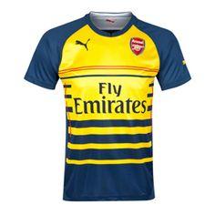 cb90fa148 Puma Arsenal Soccer Training Jersey (Away 14 15)   SoccerEvolution