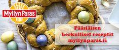 Kauraleipäset | Reseptit | Kinuskikissa | Reseptit Eggs, Baking, Breakfast, Food, Morning Coffee, Bakken, Essen, Egg, Meals