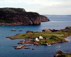 Town of Salvage, Bonavista Bay on Eastport Peninsula, Newfoundand & Labrador http://www.stoneislandphotography.com