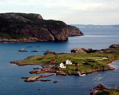 The Pretty Town of Salvage, Located on the Eastport Peninsula, NL <3