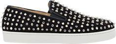 Christian Louboutin Roller 1C1S Slip-On Sneakers at Barneys New York