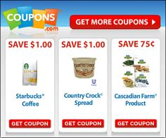 coupons you can get