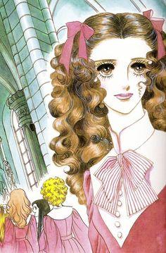 Riyoko Ikeda's illustration