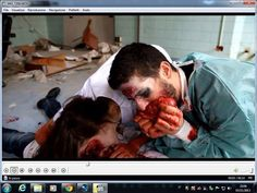 special fx special effects make up by giada gilardoni cortometraggio the last of us
