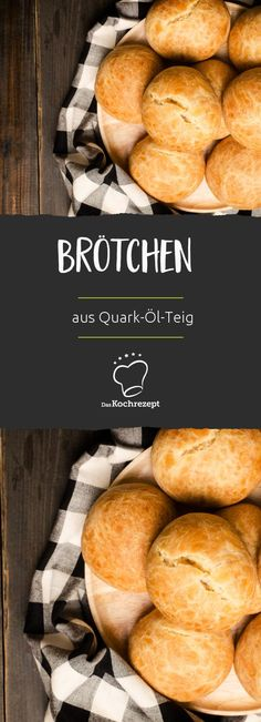 Quark-Öl-Teig-Brötchen Fancy some home-baked breakfast sandwiches, right now? With this Blitz recipe, the fragrant buns made from quark oil dough come straight to the table. Sandwich Vegan, Sandwich Recipes, Egg Recipes, Fish Recipes, Grilling Recipes, Breakfast Bake, How To Make Breakfast, Vegan Breakfast Recipes, Picnic Sandwiches