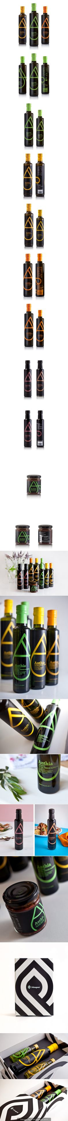 Packaging for Anthia Product Line Work: Comeback Studio