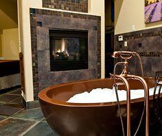 Travel + Leisure: America's Most Romantic Winter Destinations: Della Terra Mountain Chateau, Estes Park, Colorado