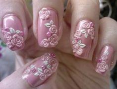 asian nail art ideas | 3D Nail Art - Japanese 3D Nails | Nail Design Ideas