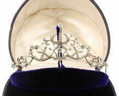 An Edwardian diamond tiara, circa I9I0.