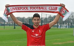 Welcome to SuppaSports's Blog.: OFFICIAL: Grujic confirmed as Klopp's first Liverp...