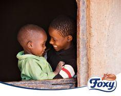 Un año más, Foxy sigue dando la mano a UNICEF para ayudar a que las escuelas en Malí ofrezcan mejores condiciones a sus alumnos, y podamos darle un mejor futuro a uno de los países más pobres del planeta.