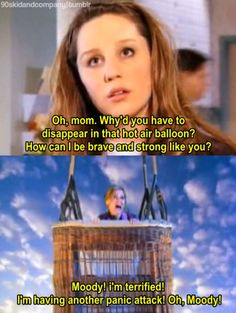 Moody's Point - The Amanda Show. This used to be my least favorite segment, but this part was always so funny.