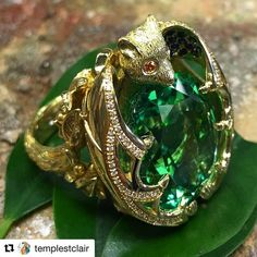 Beautiful new ring from Temple St Clair #Repost @templestclair with @repostapp ・・・ The Bat! or Pipistrello, one of my favorite words in Italian! #special #bat #pipistrello #madeinitaly #thebiggame #diamond #thegoldenmenagerie #livelifebeautifully #templestclair #jewelry #ring #lavishlife #jewelrygram #lavish#jewelrygoals #jewelryblogger #jewelryaddict #glam #glamorous #instagood #instagood #fashion #hautejoaillerie #fashionable #instalike #instajewelry @templestclair @mitchellstores