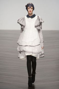 Bora Aksu at London Fashion Week Fall 2013 - StyleBistro