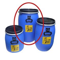 60 Litre RBW Barrel shown with the smaller 30 and 20 litre barrels Canoe Camping, Canoe And Kayak, Outdoor Camping, 20 Liters, Barrels, Kayaking, It Works, Google, Drum