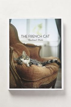 The French Cat #anthropologie
