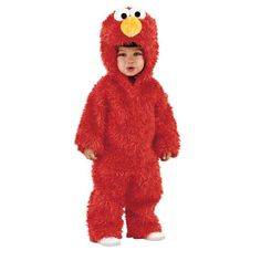Diy no sew elmo halloween costume recipe holiday favorites elmo costume link doesnt seem to be helpful but the picture is inspiring solutioingenieria Choice Image