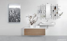 итальянские аксессуары для ванной комнаты
