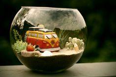 Caravana Praia | os mini mundos