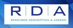 RDA resource description and access logo image - Google Search