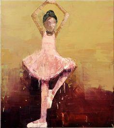 Ballet dancer Ballerina Art, Artist Inspiration, Eclectic Art, Dance Art, Rebecca Kinkead, Art, Art And Architecture, Beauty In Art, Canvas Painting Diy