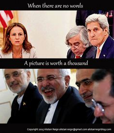 Iran Deal Cartoon Satire