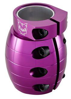Team Dogz SCS Oversized Grenade Clamap - Purple