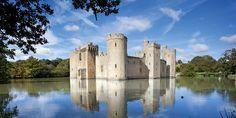 Bodium castle, Sussex