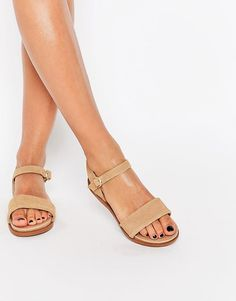 0255978d0d83ae Image 1 of New Look Suede Sandal Sandales En Daim, Chaussure, Chaussures À  Talons