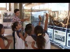 """ZaagTech 2x2 55"""" touch overlay in Brazil Votuporanga ganha museu interativo. www.zaagtech.com"""