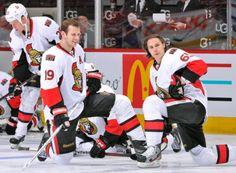 Spezza and Karlsson