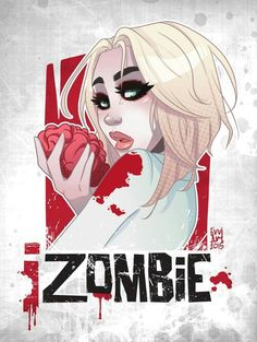 I Zombie Evvi art - Omg i love this! Overwatch Mercy, Overwatch Tracer, Zombie Drawings, Art Drawings, Sexy Drawings, Evvi Art, Anime Manga, Anime Art, Character Art