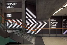 Boxpark - Large Format Advertising by filthymedia , via Behance