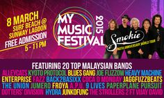 Malaysia My Music Festival 2015