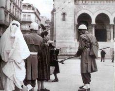 1957 La Bataille d'Alger ---- la poele à frire