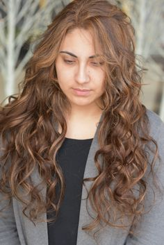 Wedding day hairstyle and color Perm, Extensions, Wedding Day, Hair Color, Hairstyle, Long Hair Styles, Beauty, Pi Day Wedding, Hair Job