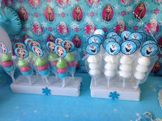 Pin by marcia andrea gutierrez rojas on frozen Sofia The First Birthday Party, Frozen Themed Birthday Party, Frozen Party, 3rd Birthday, Frozen Princess, Elsa Frozen, Schnee Party, Candy Bar Frozen, Festa Frozen Fever