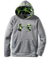 Under Armour - Boys' Armour® Fleece Storm Big Logo Hoodie (Big Kids)