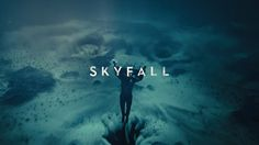 Skyfall opening. One of the most amazing title sequences.